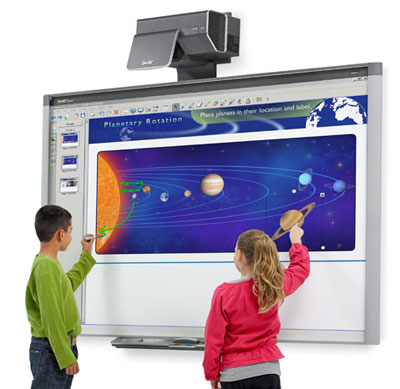 Interactive SMART Board for schools Hampshire