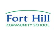 Fort Hill schools av installation Hampshire